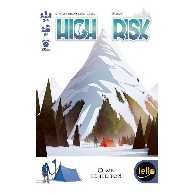 IELLO - High Risk (mini game)