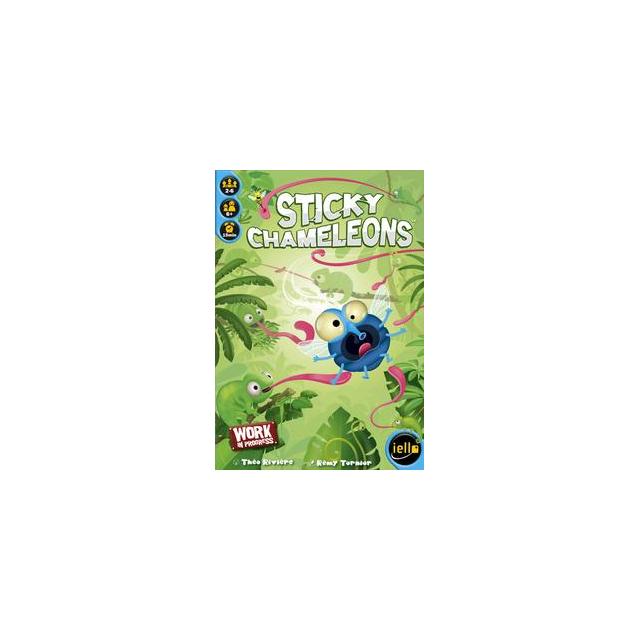 IELLO - Sticky Chameleons