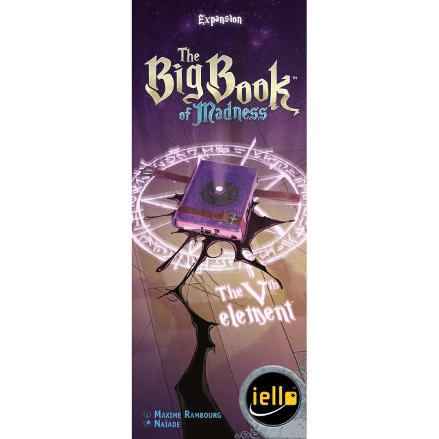 IELLO - The Big Book of Madness - The Vth Element