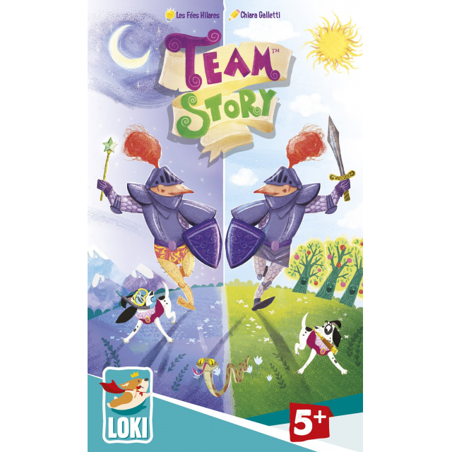 IELLO - Team Story
