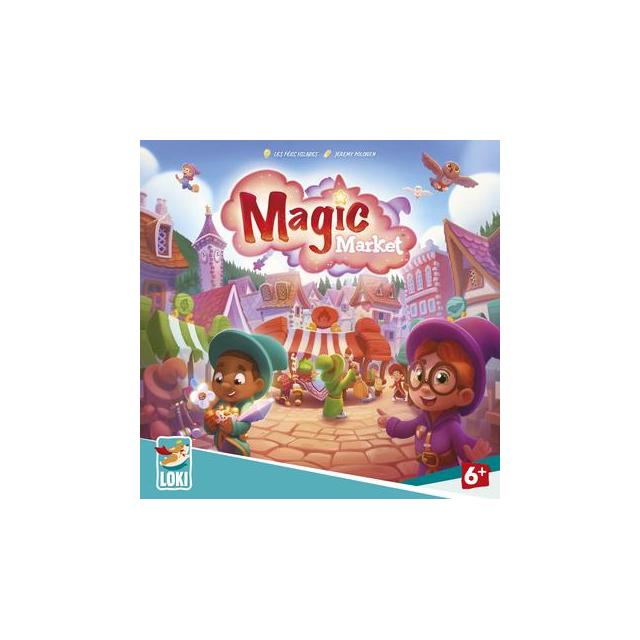 IELLO - Magic Market