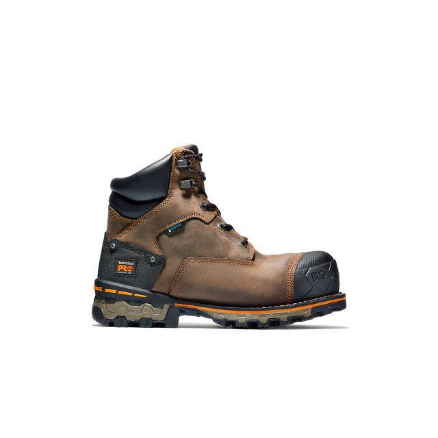 Timberland - Men's 6 In Boondock CT WP in Loveland CO