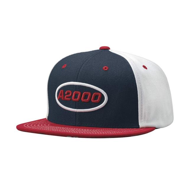 Wilson   A2000 Snapback Hat - Navy a341c63262c