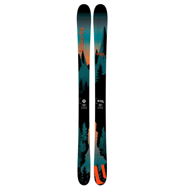 Liberty Skis - Origin106