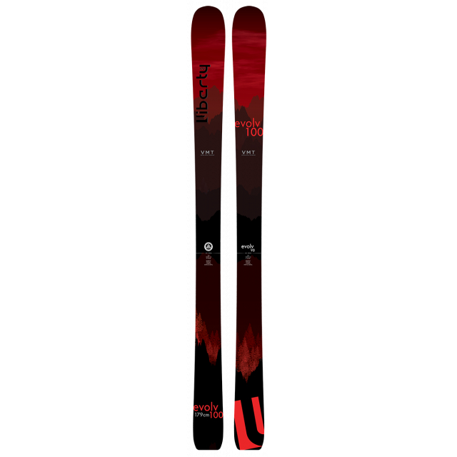 Liberty Skis - Evolv100