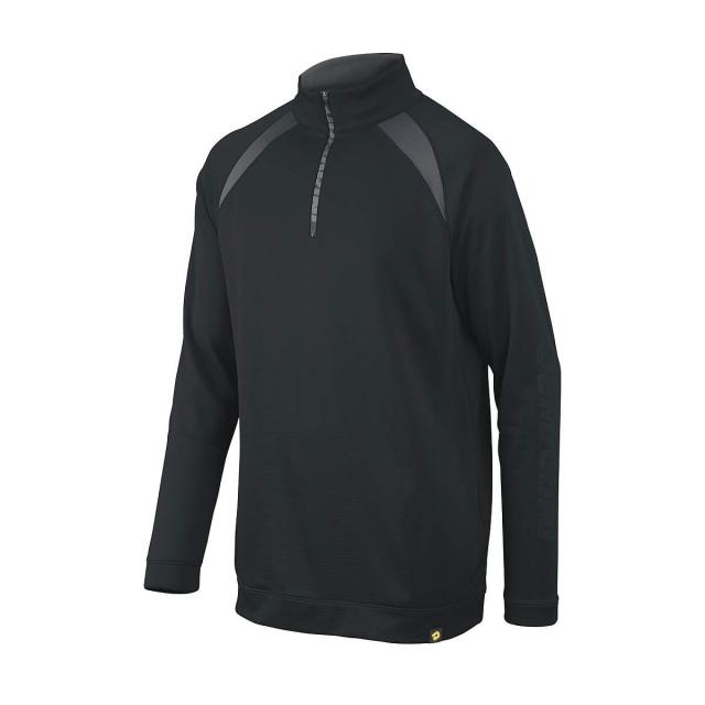 DeMarini - Men's Heater Fleece 1/2 Zip