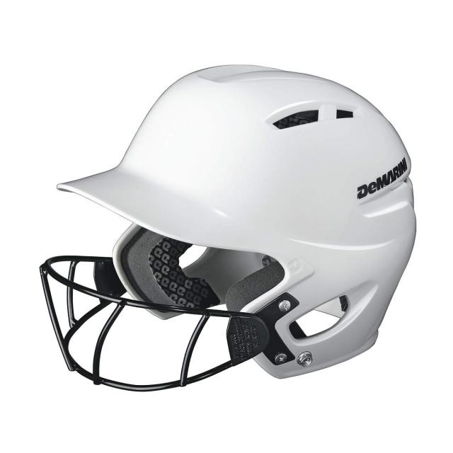 DeMarini - Paradox Protege Batting Helmet With Mask