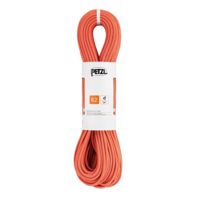 Petzl - SALSA half-rope 8.2mmx60m blk
