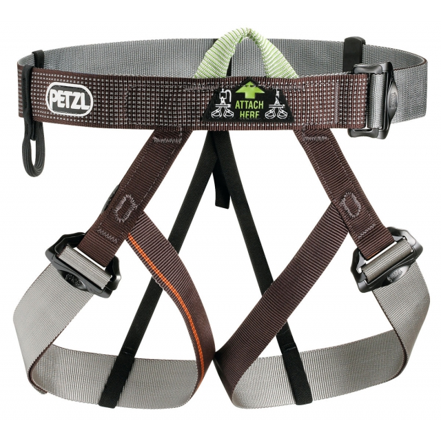 Petzl - PANDION harness (one size)