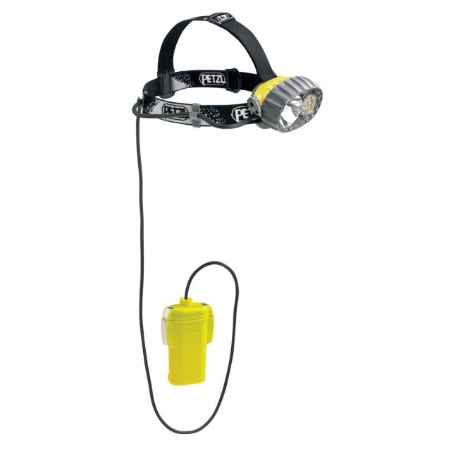 Petzl - DUOBELT LED 14 headlamp