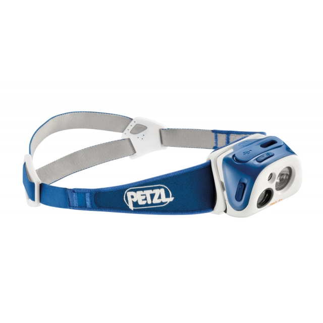 Petzl - TIKKA R+ headlamp rechargable