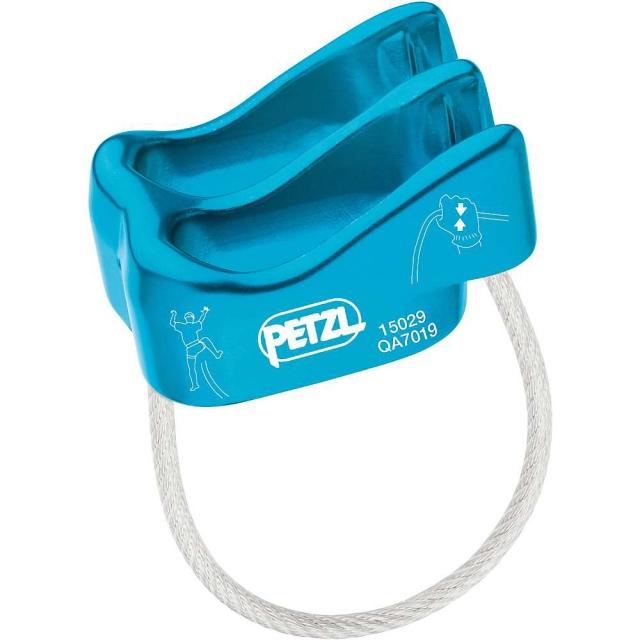 Petzl - VERSO belay device blu