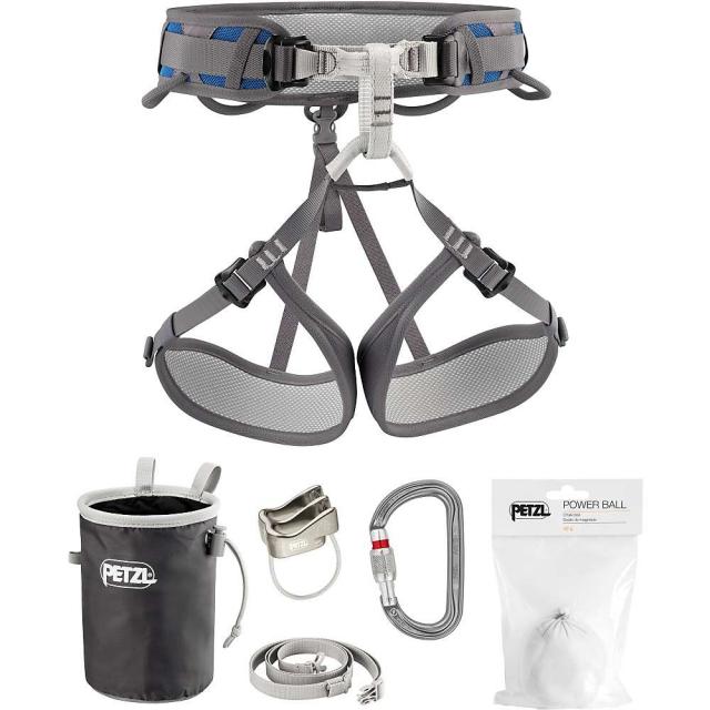 Petzl - CORAX climbing kit sz 1