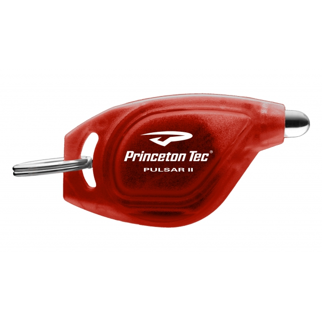 Princeton Tec - Pulsar II White LED Red
