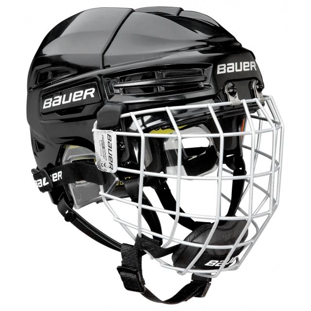 Bauer - Re-Akt 100 Helmet Combo