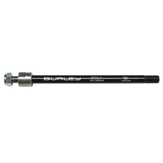 Burley Design - Thru Axle, 12x1.5, 142-148mm