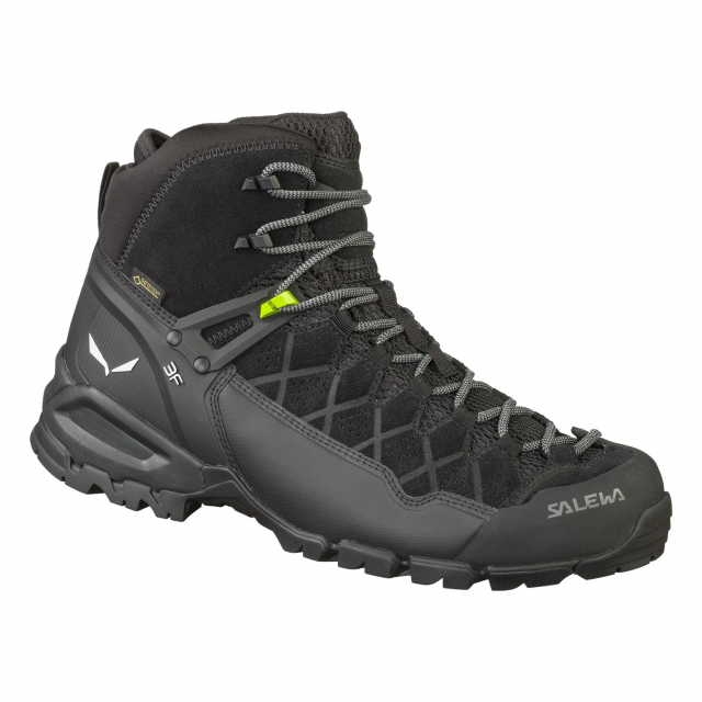 Salewa - Alp Trainer Mid GORE-TEX Men's Shoes in Alamosa CO
