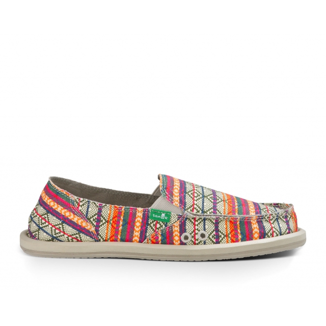 Sanuk - Womens Donna Tribal