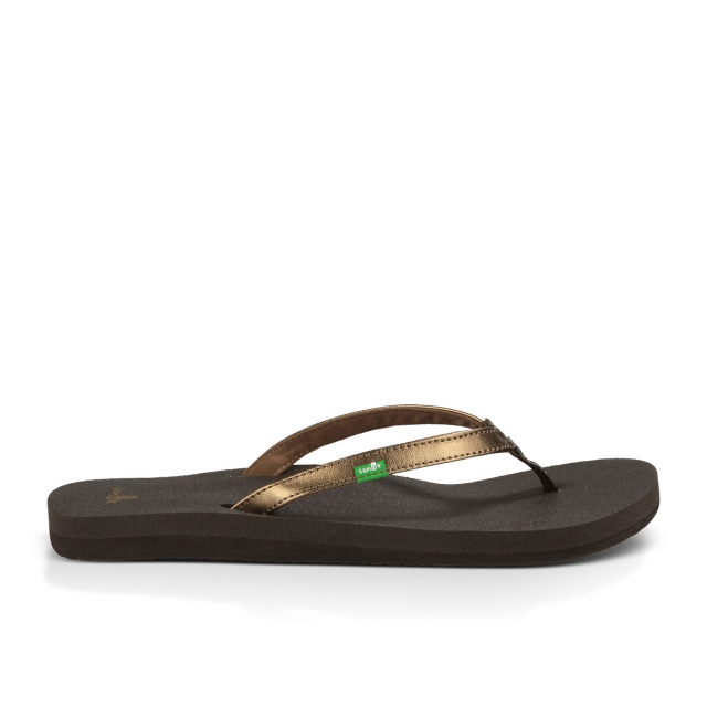 Sanuk - Womens Yoga Joy Metallic