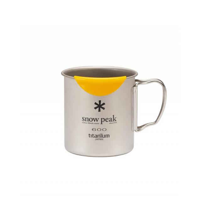 Snow Peak - HotLips Titanium Mug in Blacksburg VA