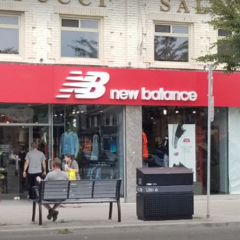 New Balance Bloor West Village | Now Open