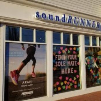 Sound Runner - Glastonbury