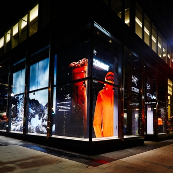 Arc'teryx Washington DC - Temporarily Closed