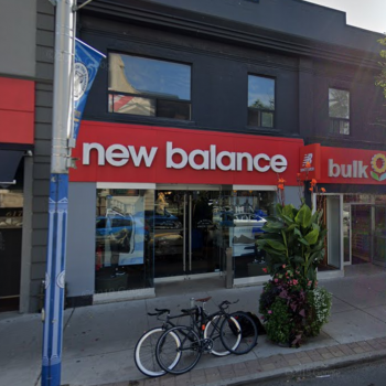 New Balance Danforth | Now Open