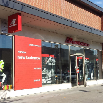 New Balance CF Shops at Don Mills