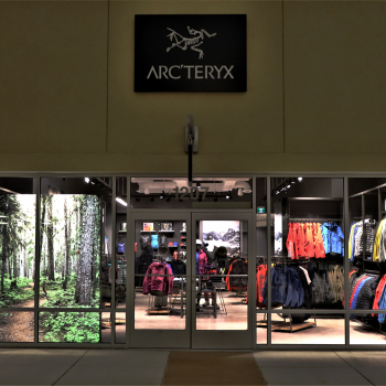 Arc'teryx Toronto Outlet | Closed Temporarily