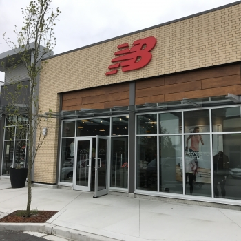 New Balance Richmond BC | 3 Customer Limit in Store