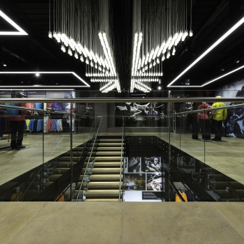 Arc'teryx Piccadilly London