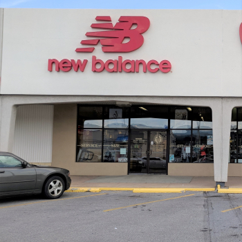 New Balance Altoona | Closed Temporarily