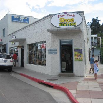 Plum Creek Shoe Station