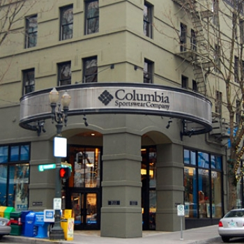 columbia sportswear production facilities