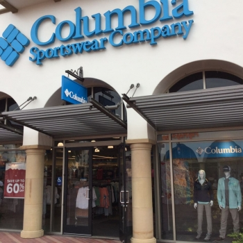 Columbia Factory Store San Clemente #587 | Temporarily Closed