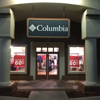 Columbia Factory Store Sevierville #433