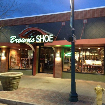 Brown's Shoe Fit Colorado Springs