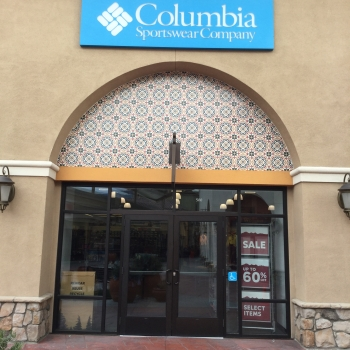 Columbia Factory Store Arvin #420 | Temporarily Closed