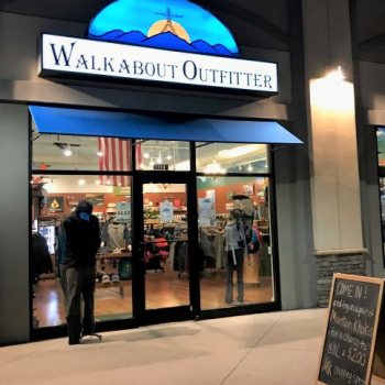 Walkabout Outfitter - Valley View Mall, Roanoke