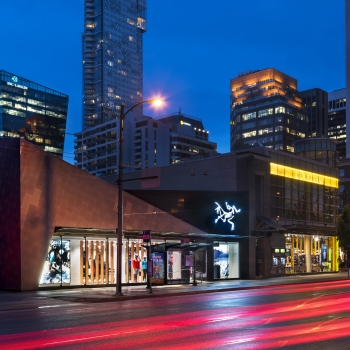 Arc'teryx Vancouver | Closed Temporarily