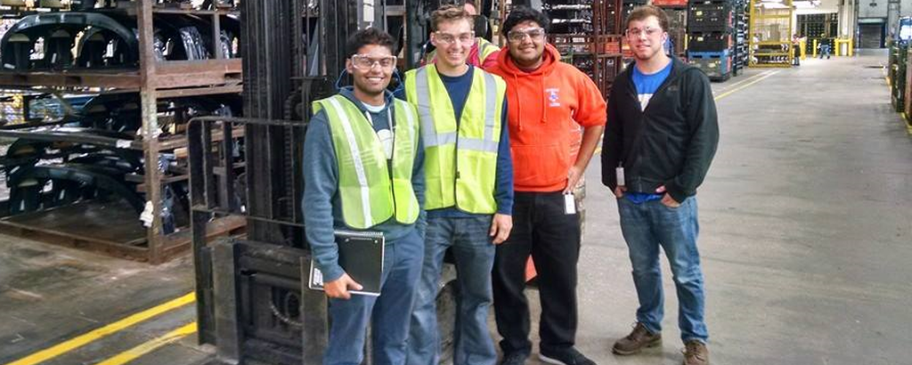 UIUC: Improving Worker Safety- NWL Rubbermaid