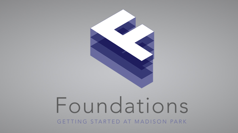 Next Steps - 3 - Foundations