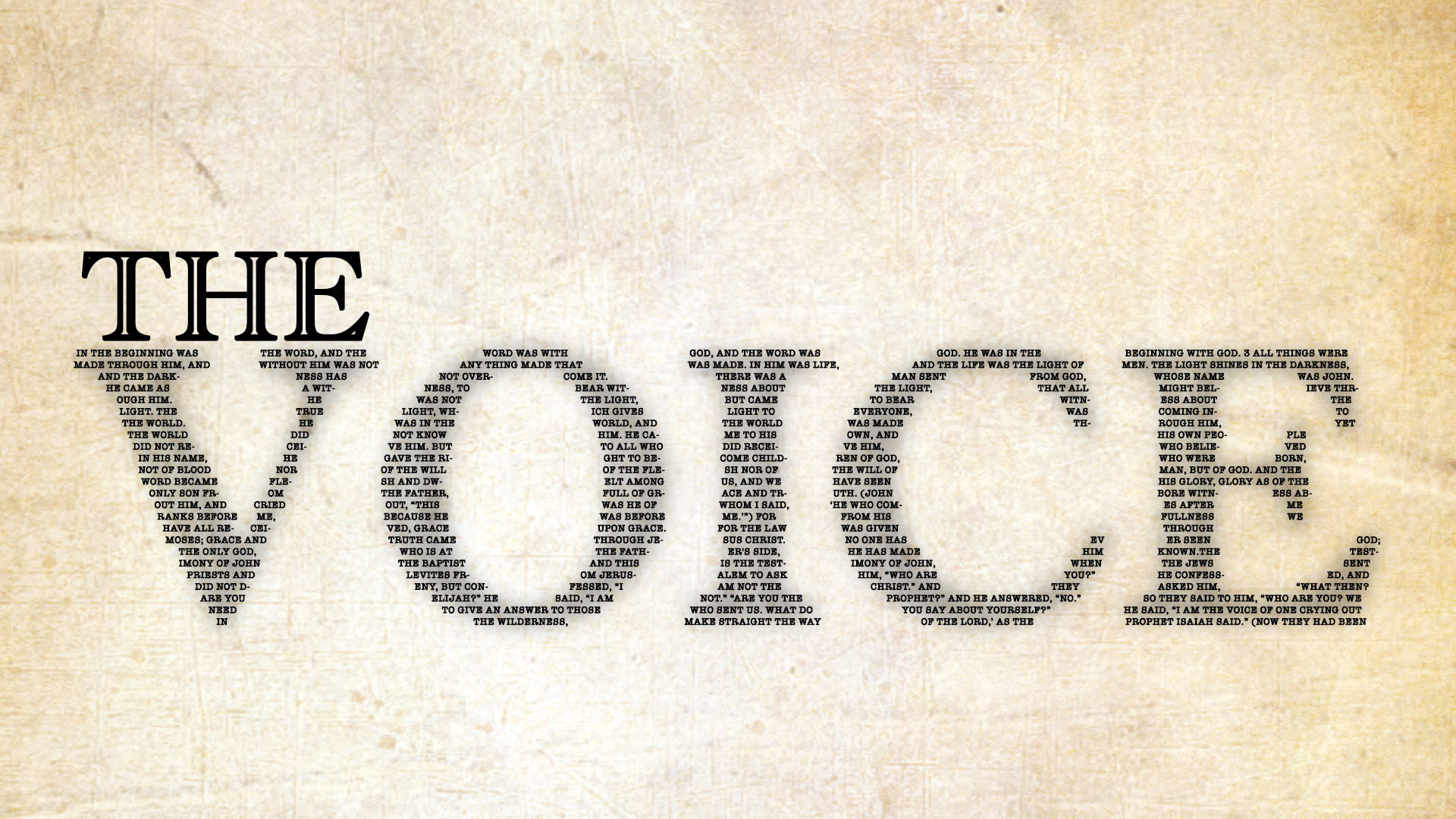 Series: Shepherds Voice