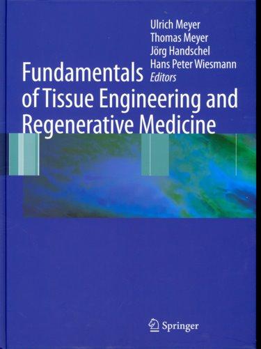 Fundamentals of Tissue Engineering and Regenerative Medicine Cover Image