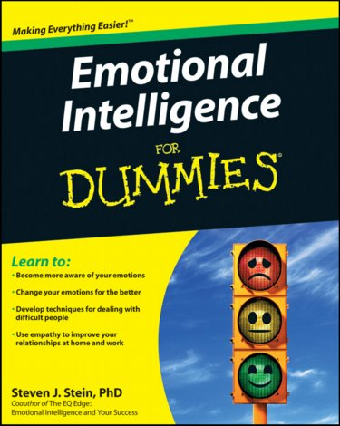 Emotional Intelligence For Dummies Cover Image