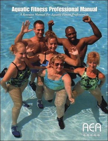 Aquatic Fitness Professional Manual Cover Image