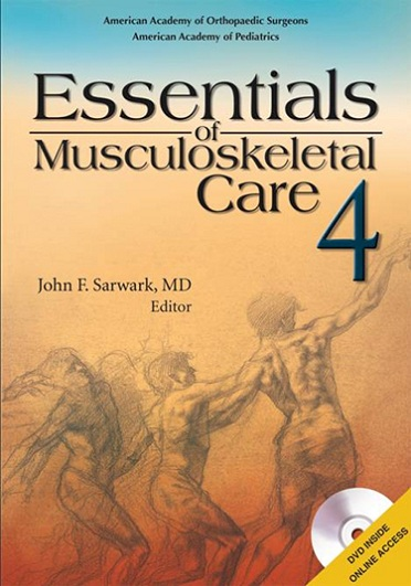Essentials of Musculoskeletal Care. Text with DVD and Internet Access Code Cover Image
