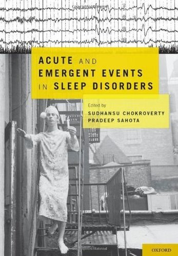 Acute and Emergent Events in Sleep Disorders Cover Image
