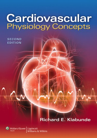Cardiovascular Physiology Concepts. Text with Internet Access Code Cover Image